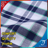 New design clothing textile fabric high quality 100% cotton fabric shirting fabirc