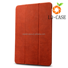 2 in 1 Multi Stand Genuine Leather hard Back Case for ipad air 3