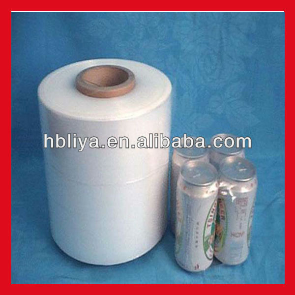 Multilayer co-extrusion shrink film pof plastic film