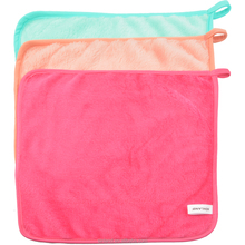 Sinland Custom absorb Deeply Cleaning fast drying Face Cleansing Towel Microfiber Makeup Remover Cloth