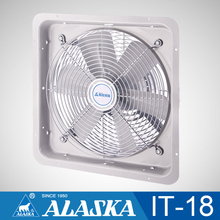 18 Inch wall window industrial AC exhaust axial cooling fan IT-18