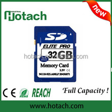 Customized write/change SD CARD CID number real capacity SD Card