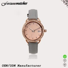 Quartz analog water resistant watches 3atm water resistant watch women watches lady
