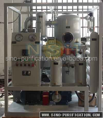 VFD High Quality Vacuum Black Oil Disposal Machine