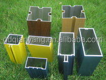 Aluminium Curtain Wall extrusion profile