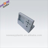 Electronic plastic injection mold of electronic clock