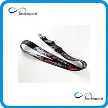 Customized high quality xdc lanyard