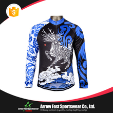 Blank cycling clothing jersey wear