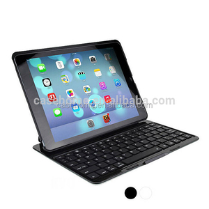 For apple ipad air keyboard case,leather case bluetooth keyboard for ipad air