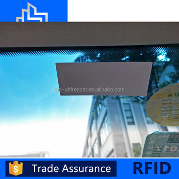 UHF RFID Reader and sensor for vehicle Access control system