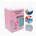 Mini Atm Any Shaped Coin Bank Money Safes For Kids