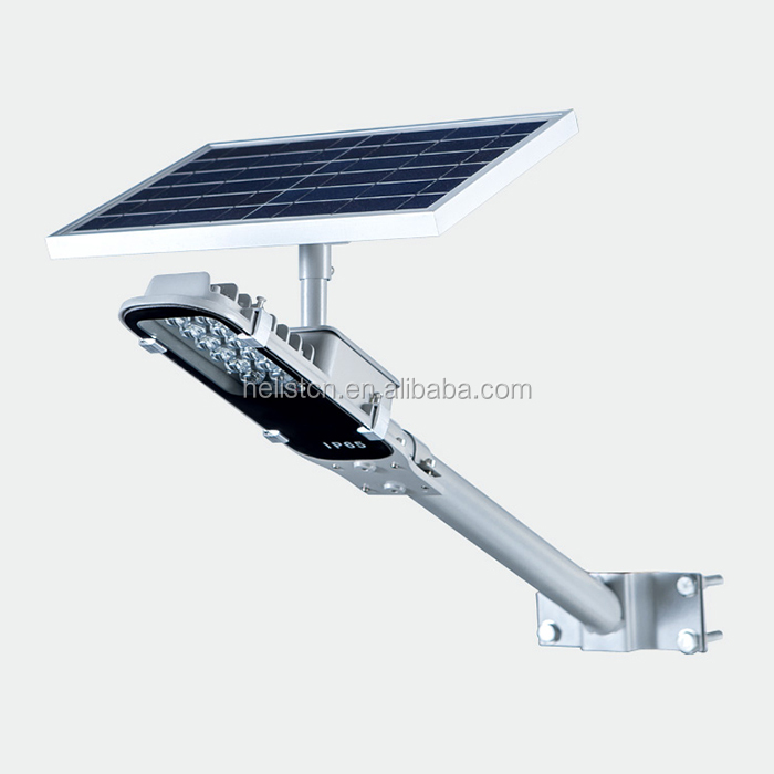 CE RoHS approved good prices of solar street lights with 5 years warranty