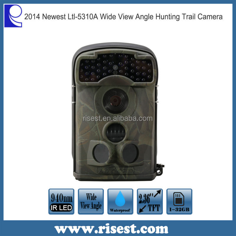 LTL Acorn 12MP MMS Wireless No-Glow Trail Camera Digital Night Vision with 940nm/850nm IR LED Ltl-5310A