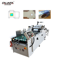 Corrugated Carton Paper Flexo Window Film Pasting Machine for Sale Window Patching Machine For Sale