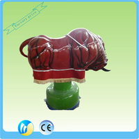 cheap family ride inflatable mechanical bull toys
