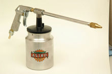 Painting Gun HVLP Spray Gun DIESEL WASHING GUN (METAL-METAL) Made in TURKEY
