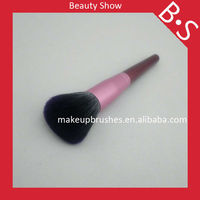 Designer disposable blush brush,best seller make-up brush wholesale makeup,with diminishing handle