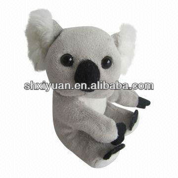 Cuddly mini plush koala