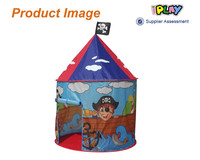 Indoor and Outdoor boy play castle Tent