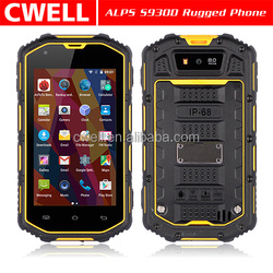 quad core waterproof dual sim mobile phone 4.0 Inch IPS Android 5.1 1GB RAM 8GB ROM WiFi GPS Unlocked