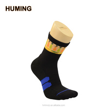 Custom new quick wicking sport soft sox for running