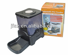 stand dog feeder food bowls with large LCD displayer PF-10A