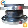 Manufacture pipeline fitting forged flange flexible flange rubber joint