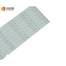 FR4 PCB LED FR4 single side PCB Manufacturer With UL in Shenzhen