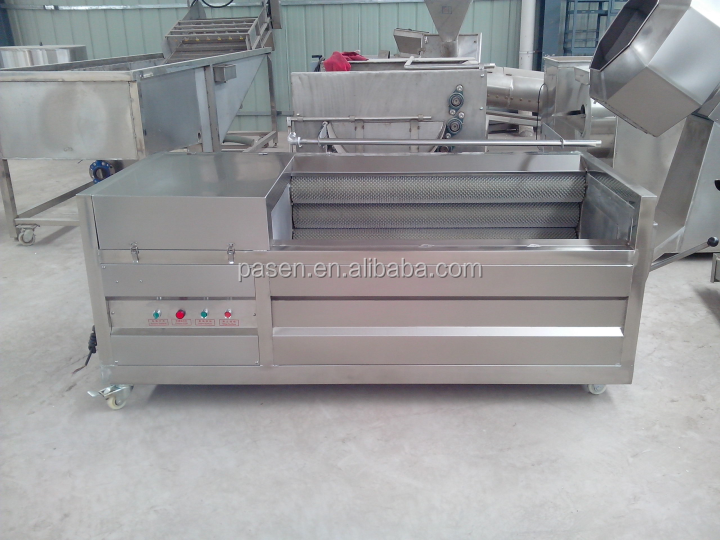Factory Supply Fish Cleaning Machine Industrial Fish