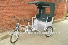 Pedal Tricycle Rickshaw