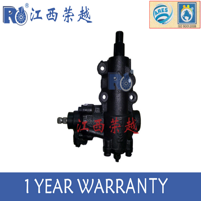 ATV dune buggy power recirculating-ball steering gear with ISO9001:2008 quality