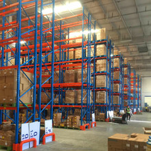 CE certificated heavy load storage pallet rack
