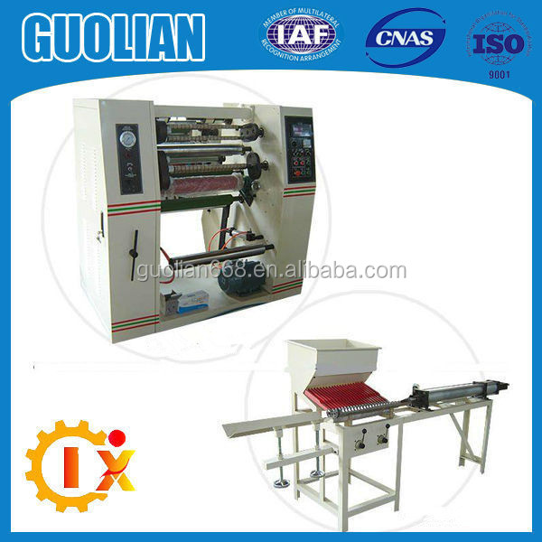 GL--216 Bopp Stretch Film Slitter Rewinder Machine
