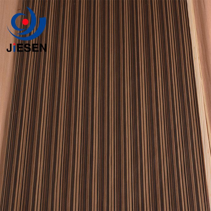 China Gold Manufacturer Top Sell Natural Red Rose Wood Veneer