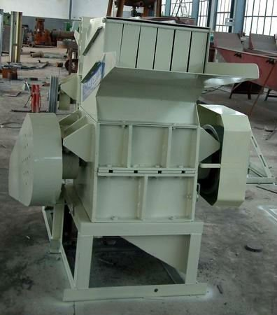 crusher for plastic recycling