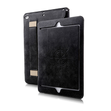 2018 luxury shockproof full protective tablet leather smart case cover for ipad mini