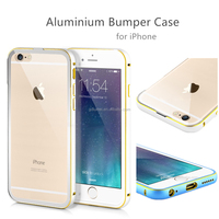 Ultra Thin Luxury Metal Aluminium Bumper Case for iPhone 6 Case, Aluminium Case for iPhone 6 Plus