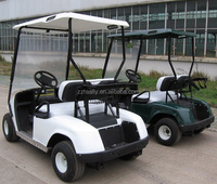 2 seater 48V battery operated golf carts