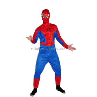 Party masquerade halloween men adult spiderman costume MAB-47
