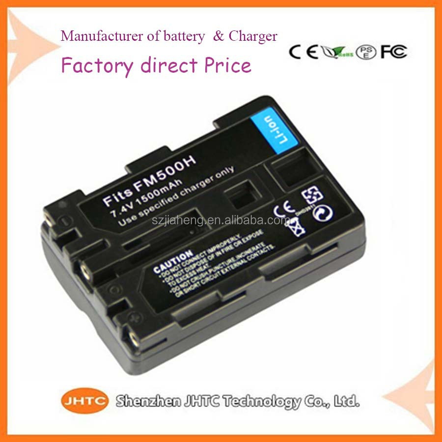 replacement Digital Camcorder Battery for Sony NP-FM500H