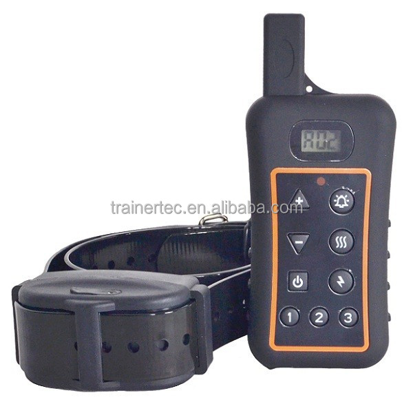 1200meter rechargeable shock collar for humans with Vibrate