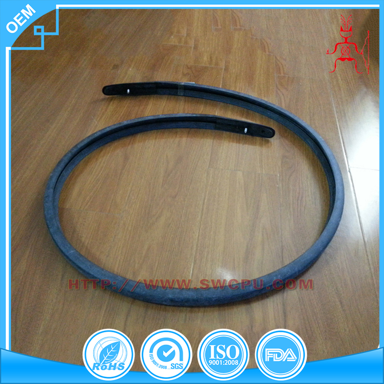 Plastic products for table and furniture plastic pvc edge trim strip