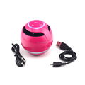 Made in China Outdoor Wireless Ball Shape Blue tooth Speaker