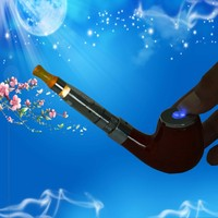 electric e smoking pipe cigarette e-pipe 611