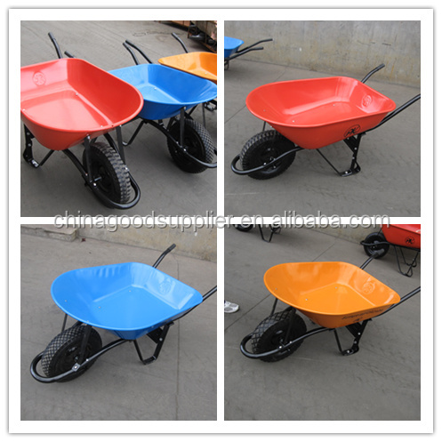 2015 various types of wheel barrow