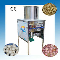 ~Manufacturer~ FX-128 Stainless Steel Automatic Garlic Peeling Machine, Garlic Peeler Machine (CE Approval) SKYPE: selina84828