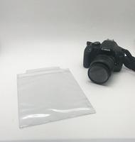 Good quality 0.3mm thickness clear pvc ziplock bag