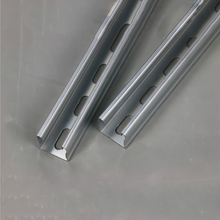 Factory Direct Supply 41mm Hot Dip Galvanized Steel Unistrut C Channel