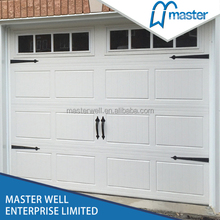 China Residential Sectional Electric Garage Door