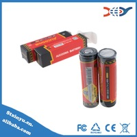 rechargeable 3000MAH li-ion 18650 3.7V battery with high quality